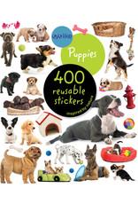 Eyelike Puppies Sticker book