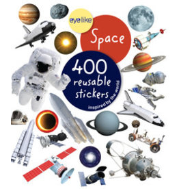 Workman Publishing Eyelike Space Sticker Book