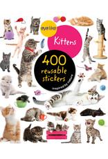 Workman Publishing Eyelike Kittens Sticker Book
