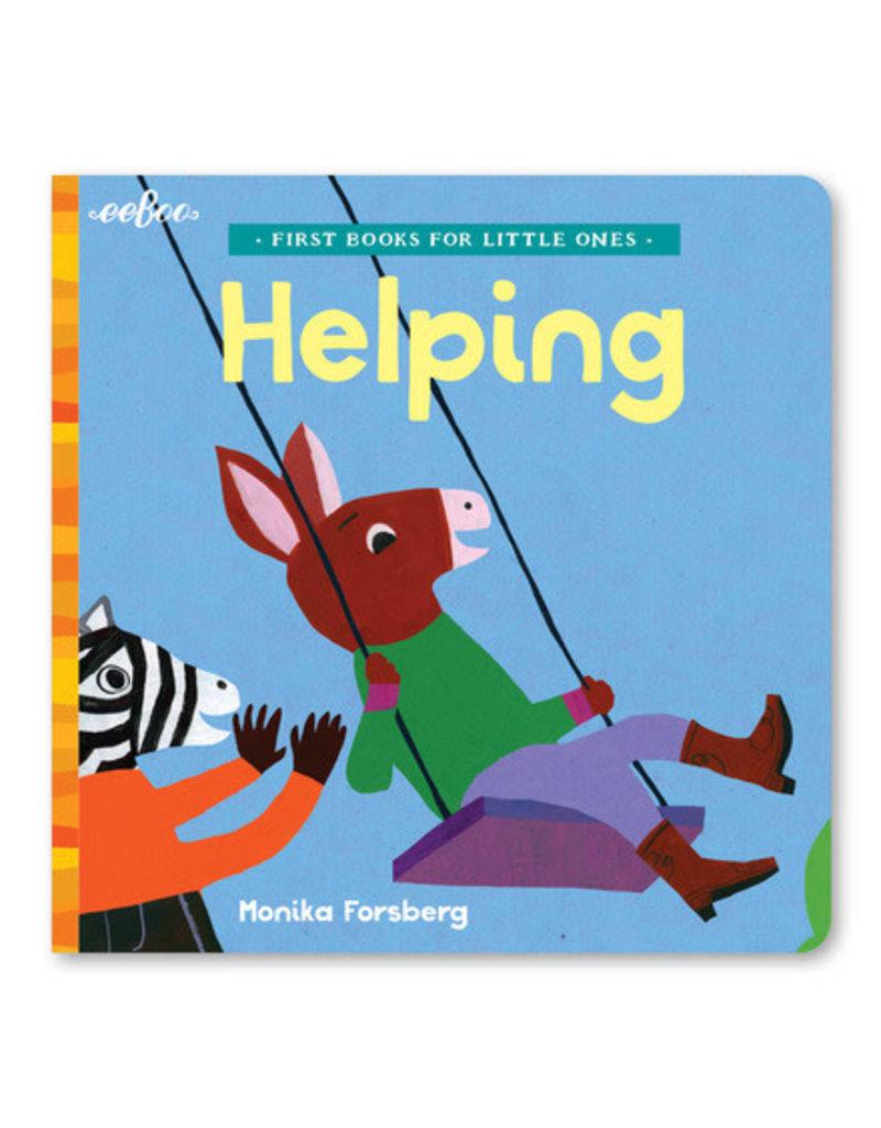 eeBoo eeboo |Helping Board Book