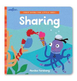 eeBoo eeboo   Sharing Board Book