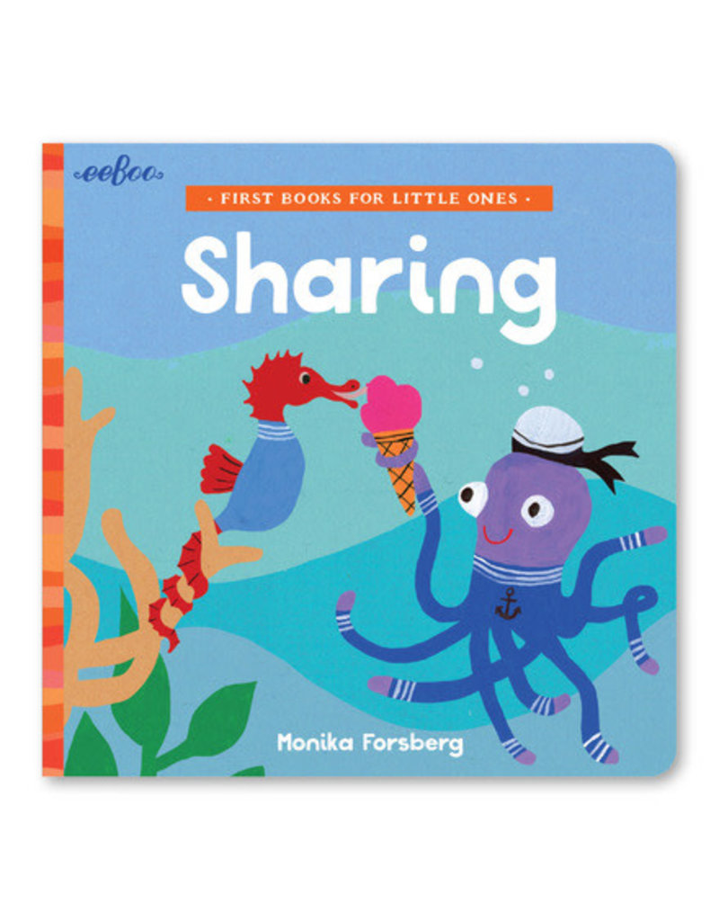 eeBoo eeboo | Sharing Board Book