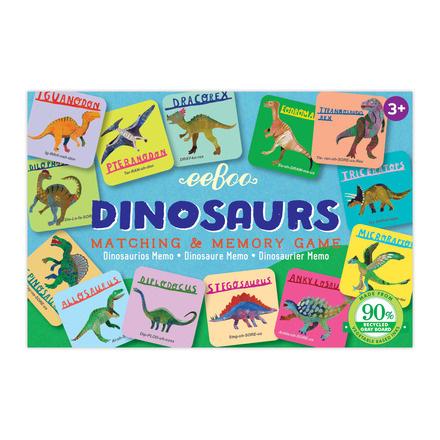 eeBoo eeboo | Dinosaurs Little Matching Game