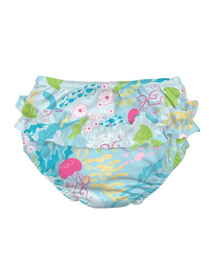 I Play Green Sprouts | Snap Swim Diaper