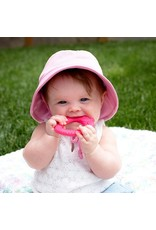 Strawberry Silicone Fruit Teether