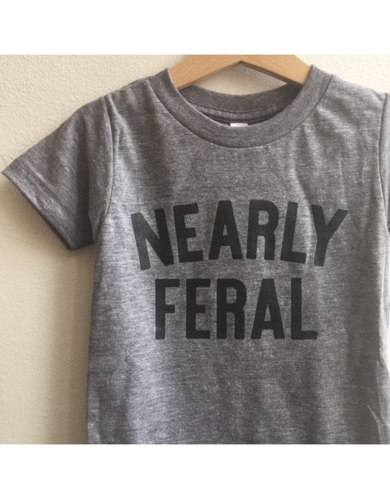 The Oyster's Pearl The Oyster's Pearl| Nearly Feral Tee