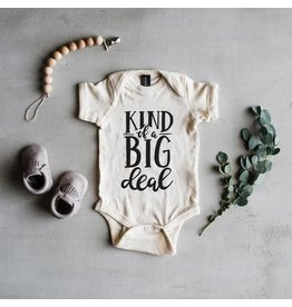 The Oyster's Pearl The Oyster's Pearl | Big Deal Onesie