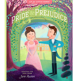 Lit for Little Hands: Pride & Prejudice