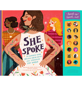 She Spoke | 14 Women Who Raised Their Voices & Changed the World