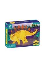48 pc Mini Puzzle | Stegosaurus