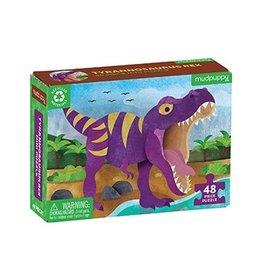 48 pc Mini Puzzle | Tyrannosaurus