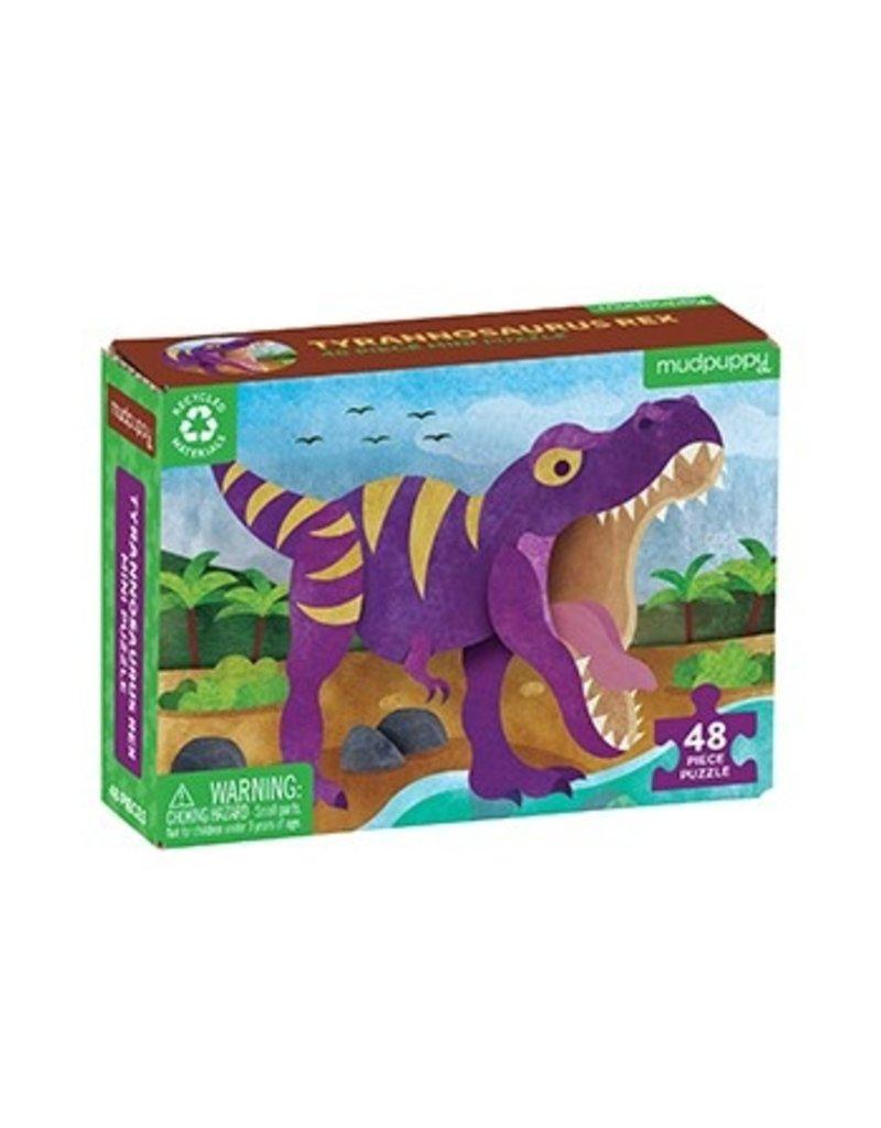 48 pc Mini Puzzle   Tyrannosaurus
