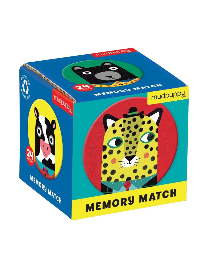 Animal Friends Memory Match