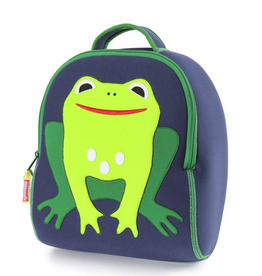 Dabbawalla Dabbawalla | Hop to It Froggie Backpack