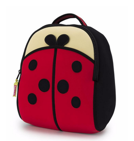 Dabbawalla Dabbawalla | Cute as a Ladybug Backpack