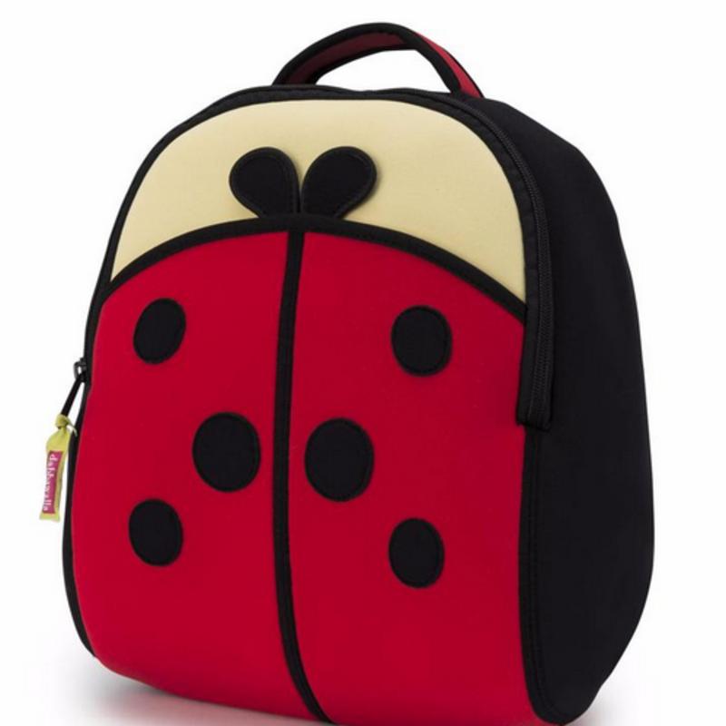 Dabbawalla | Cute as a Ladybug Backpack