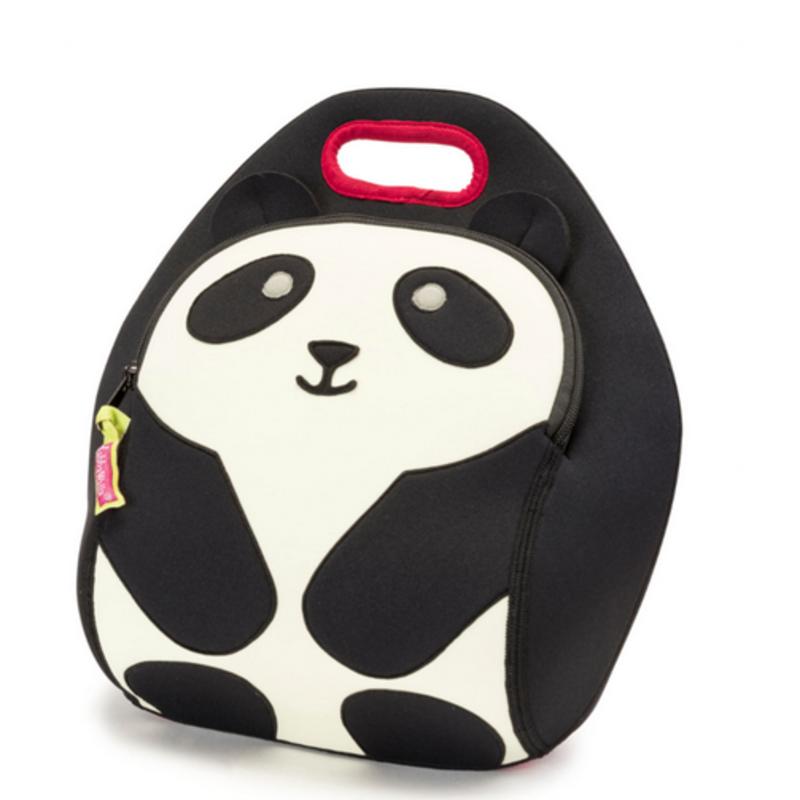 Dabbawalla |Panda Bear Lunch Bag