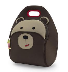 Dabbawalla  Brown Bear Lunch Bag