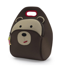 Dabbawalla Dabbawalla |Brown Bear Lunch Bag