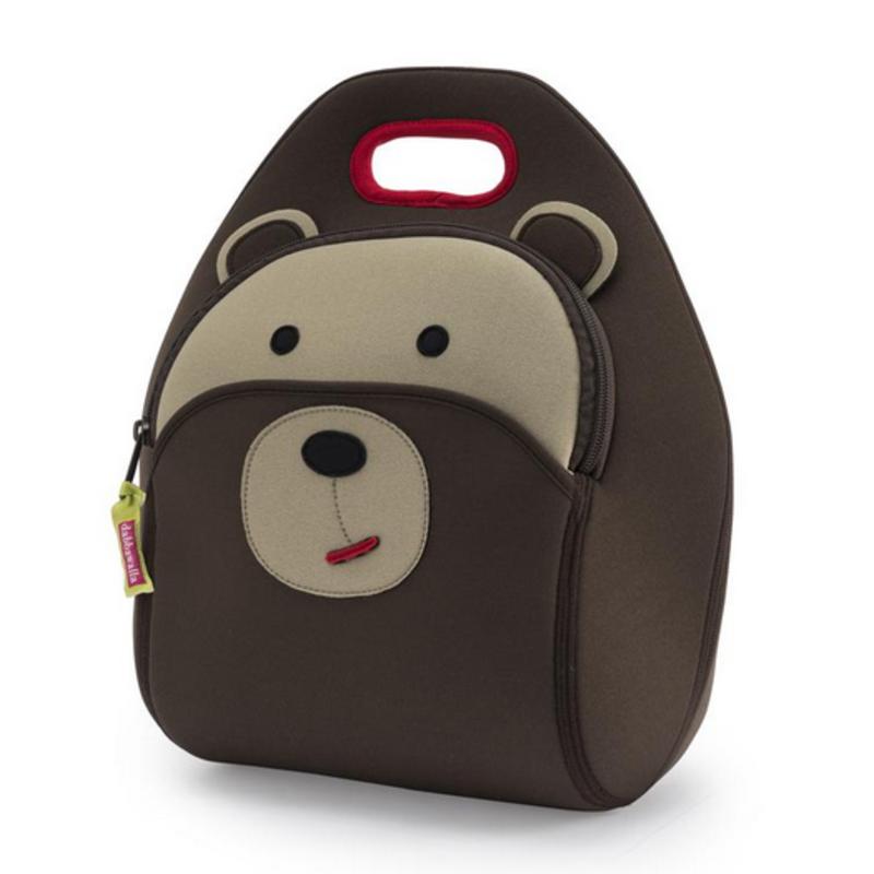 Dabbawalla |Brown Bear Lunch Bag