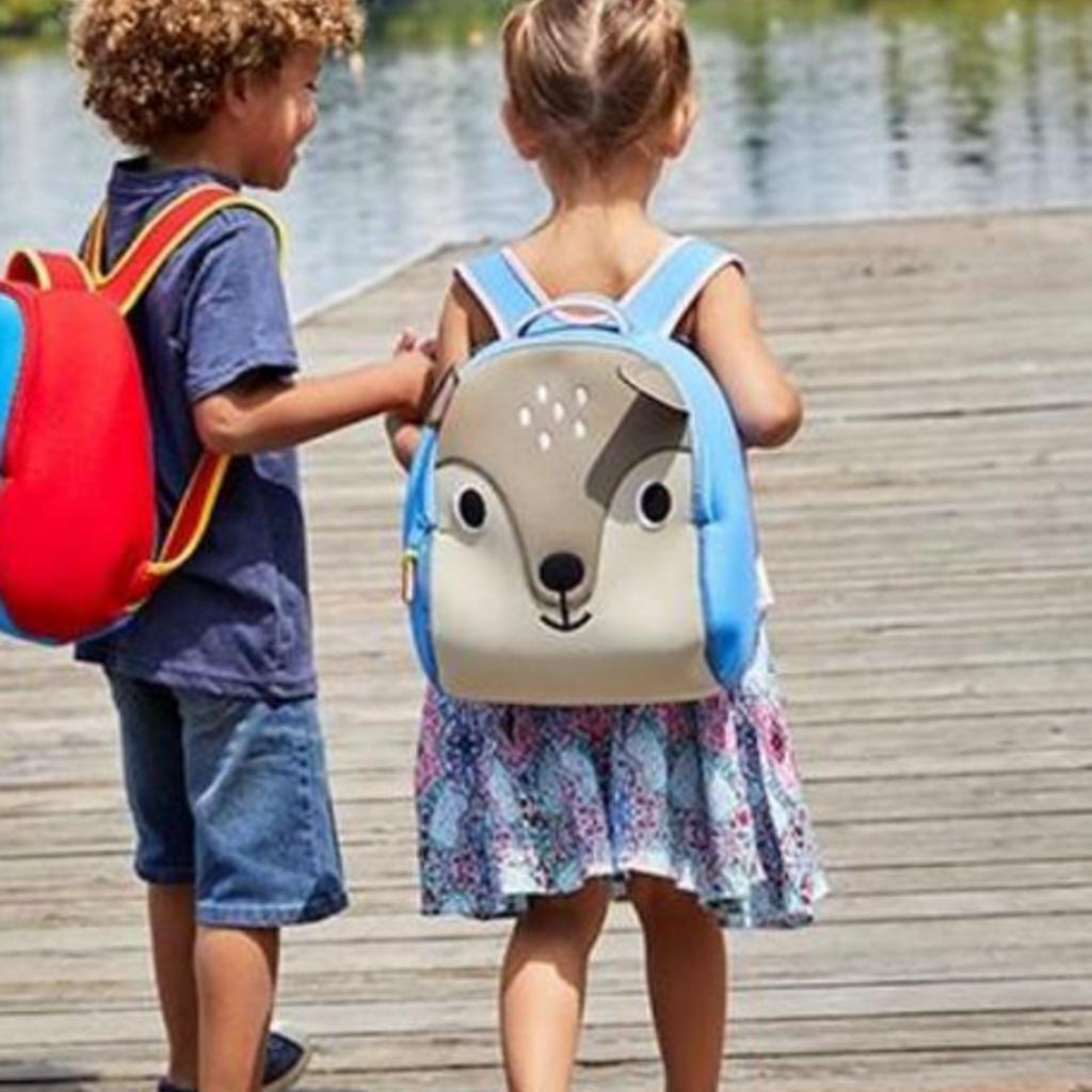 Dabbawalla   Doe a Deer Backpack