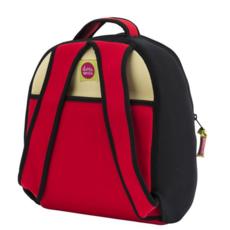 Dabbawalla  Cute as a Ladybug Backpack