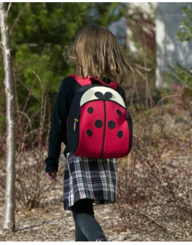 Dabbawalla Dabbawalla |Cute as a Ladybug Backpack