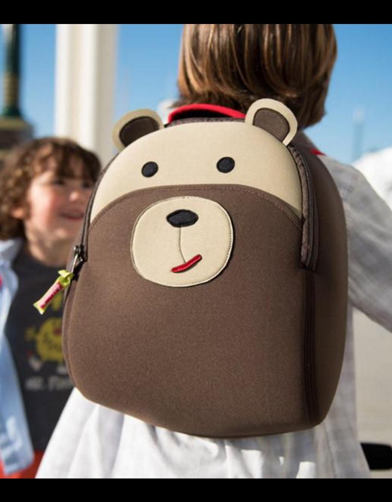 Dabbawalla Dabbawalla |Brown Bear Backpack
