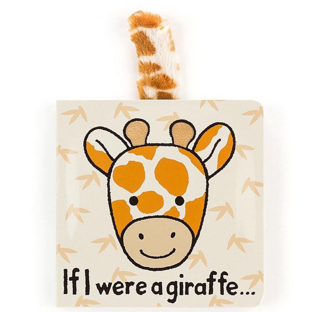 JellyCat JellyCat | If I Were A Giraffe Book