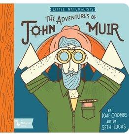 Gibbs Smith Little Naturalists: John Muir