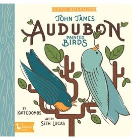 Gibbs Smith Little Naturalists: John James Audubon