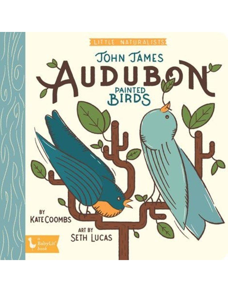 Gibbs Smith Little Naturalists: John James Audubon