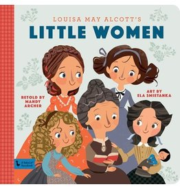 Gibbs Smith BabyLit Story Book | Little Women