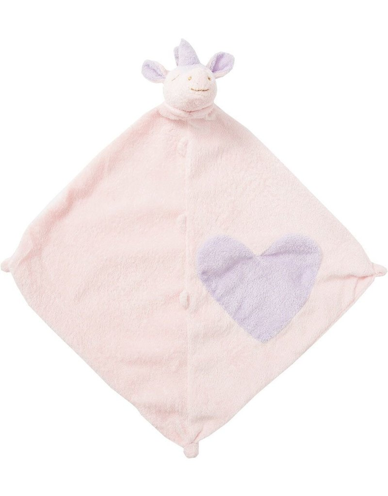 Angel Dear Angel Dear Blankie | Pink Unicorn