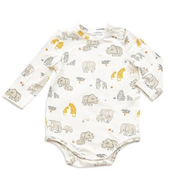Angel Dear Angel Dear | Endangered Species Bodysuit