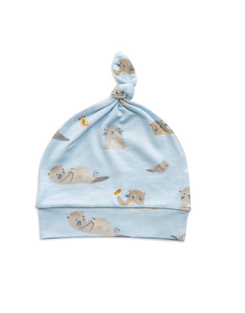 Angel Dear Angel Dear |Otters Knot Hat
