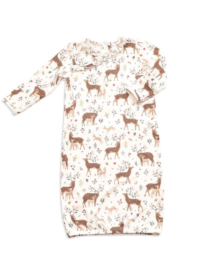 Angel Dear Angel Dear |Little Deer Bamboo Blend Gown