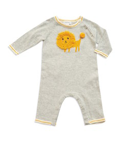 Angel Dear Angel Dear | Lion King Knit Coverall
