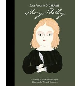 Quarto Little People, Big Dreams | Mary Shelley