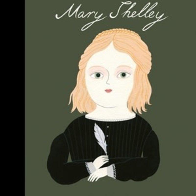 Quarto Little People, Big Dreams   Mary Shelley