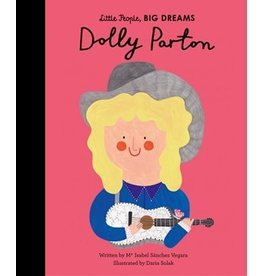 Quarto Little People, Big Dreams | Dolly Parton