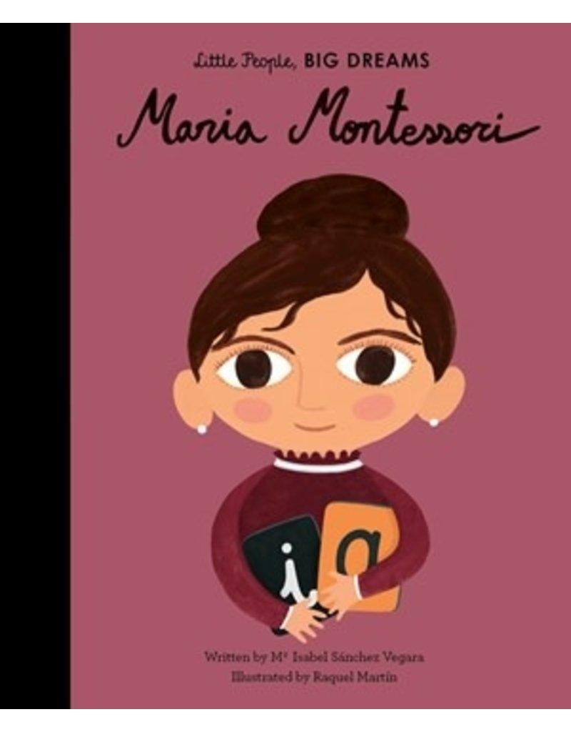 Quarto Little People, Big Dreams | Maria Montessori