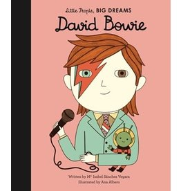 Quarto Little People, Big Dreams | David Bowie
