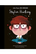 Quarto Little People, Big Dreams | Stephen Hawking