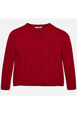 Mayoral Mayoral| Cable Sweater