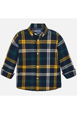 Mayoral Mayoral  Plaid Button Down