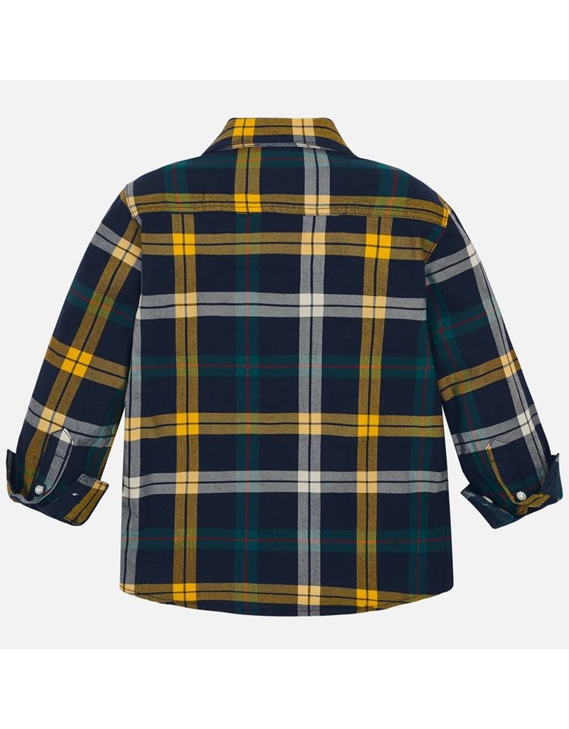 Mayoral Mayoral |Plaid Button Down