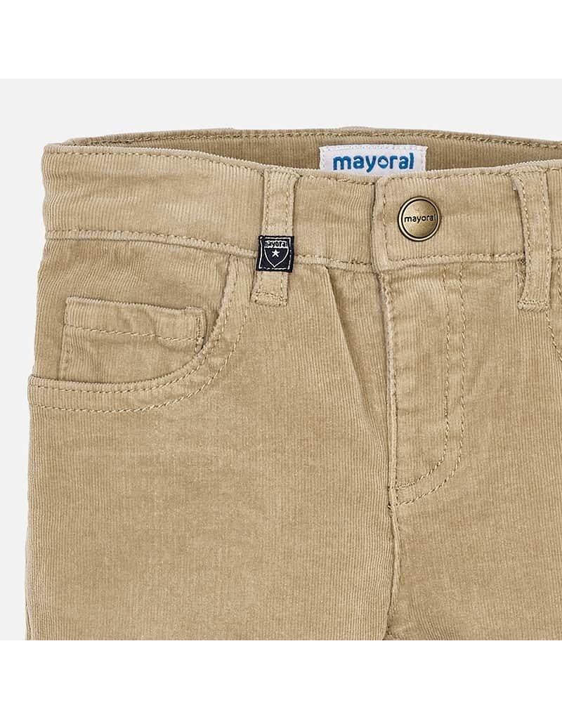 Mayoral Mayoral |Slim Fit Cords