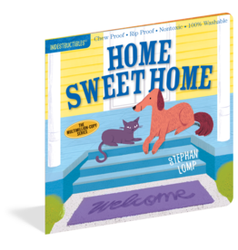 Workman Publishing Indestructibles Home Sweet Home Book