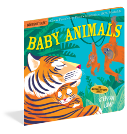 Workman Publishing Indestructibles Baby Animals Book